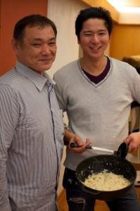 船頭と料理人